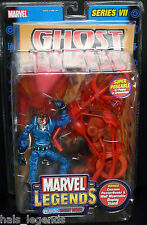 Marvel Legends Series VII (7) PHASING GHOST RIDER Variant New! Avengers. Rare!
