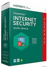 Kaspersky Internet Security 2017 3 PC 1 Jahr EU Deutch Antivirus