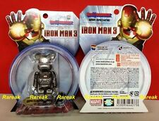Medicom 2013 Be@rbrick Marvel Avengers Iron Man 3 100% War Machine II Bearbrick