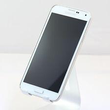 Samsung GALAXY s5 LTE + sm-g901f 16gb Colore Bianco-buono stato [z2] #bx