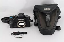 """""""Excellent+++++"""" Contax RX 35mm SLR Film Camera w/Remote shutter code from Japan"""