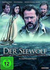 Der Seewolf - Sebastian Koch - DVD - OVP - NEU