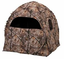Evolved Ingenuity Hunting Doghouse Dog Ground Blind Camo Hunting Tent Deer NEW