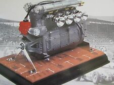 "GMP Offenhauser "" offy "" race car engine 255 cu.1:6 scale original box & display"