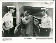 Karen Allen Thierry Lhermitte Until September 1984 original movie photo 14765
