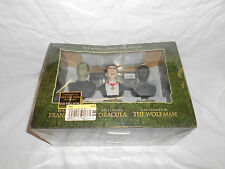 """Universal Monster Legacy""6-DVD Gift Set Busts/NEW & SEALED/Frankenstein Dracula"