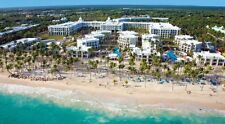 RIU PALACE BAVARO PUNTA CANA- ALL INCLUSIVE - 4/1/2016
