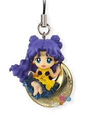 Sailor Moon - Twinkle Dolly 3 Charm Phone Strap - Human Luna Kaguya Hime
