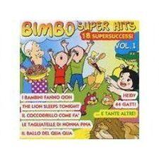 Bimbo Super Hits Vol.1 CD
