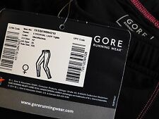 Gore Running Essential Lady Tights Black/Pink EU Size 42
