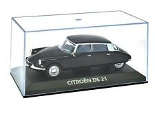 CITROEN DS 21 in Black - Voitures de Mon Pere - 1/43 scale partwork model