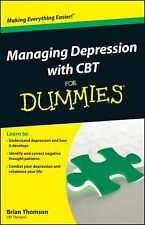 Managing Depression with CBT For Dummies-ExLibrary