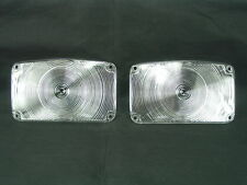 "1956 Chevrolet Front Park Light, Turn Signal Lens Set (Pair)""Guide"" Show Quality"