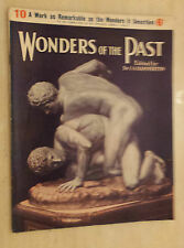 Wonders of the Past Magazine by J.A.Hammerton Part 10, 4th January 1934: