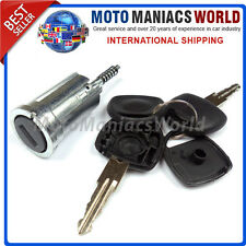 OPEL VAUXHALL CALIBRA OMEGA B VECTRA A B SINTRA Ignition Lock Barrel & Keys NEW