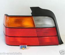 Heckleuchte Rücklicht Rückleuchte links, 3er BMW E36, Stufenheck Lampenträgerer