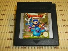 Dragon Quest Monsters für GameBoy Color und Advance
