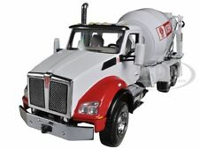 KENWORTH T880 WITH STANDARD MIXER 1/50 DIECAST MODEL BY FIRST GEAR 50-3317
