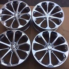 "SET OF FOUR 20"" WHEELS RIMS for FORD TAURUS LIMITED SHO SE SEL POLISHED NEW"