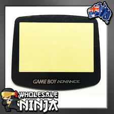 REPLACEMENT SCREEN NINTENDO GAMEBOY ADVANCE - Game Boy GBA Lens Adhesive Back
