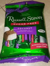 Russell Stover Sugar Free Chocolate Candy Coconut,