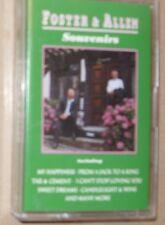 Foster & Allen Souvenirs  Music Cassette Telstar Label