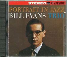 Evans, Bill Trio Portrait In Jazz DCC Gold CD ohne Slipcase GZS-1059