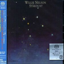 Stardust [Japan] by Willie Nelson**NO OBI STRIP** VERY GOOD- NEW CASE PROVIDED