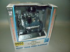 HAWK 11082 1948 FORD FLATHEAD V8 ENGINE 1/6 SCALE DIECAST MODEL NEW