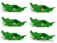 6 OEILLETS EYELETS 21 mm CROCODILE ANIMAUX JUNGLE ZOO SCRAPBOOKING CARDMAKING