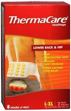 ThermaCare Heatwraps Large-XL Back - Hip 2 Each (Pack of 6)