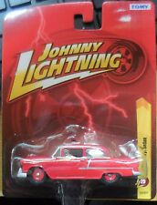 2012 Johnny Lightning Release 25 1955 Chevy Sedan Red Combine Shipping