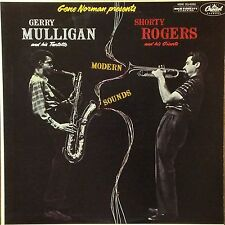 Gerry Mulligan/Shorty Rogers-Modern Sounds-Capitol 50052-JAPAN