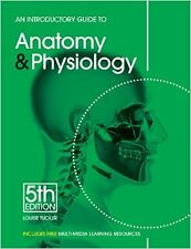 An Introductory Guide to Anatomy & Physiology, 5th Ed New Paperback Book Louise