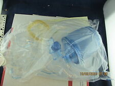 Mask &Resuscitator Bag Adult Code Blue II Vital Signs 7250 (VSI7250E) Latex Free