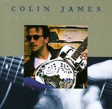 National Steel - Colin James (2000, CD NEU)