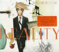 Limited double CD DAVID BOWIE REALITY 14 tracks