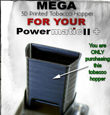 """MEGA"" Powermatic 2 and 2 plus Cigarette Rolling Machine Tobacco Hopper"