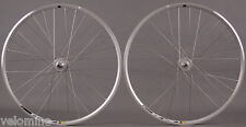 Mavic CXP22 Track Bike Fixed Gear SingleSpeed Wheels Wheelset Silver Formula Hub