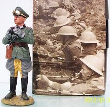 KING & COUNTRY FIELDS OF BATTLE FOB021 GERMAN WEHRMACHT OFFICER BINOCULARS MIB