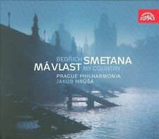 Bedrich Smetana Ma'Vlast My Country, New Music