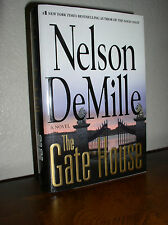 The Gate House by Nelson DeMille (2008, Hardcover,DJ)