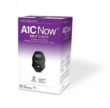 A1CNow+ POLA1-A1C Now + (meter & 2 test kits)