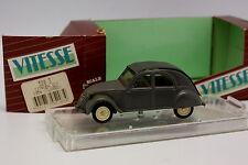Vitesse 1/43 - Citroen 2CV 1954 Grise
