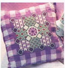 Helen Townley Cruz Puntada Patrón De Revista-Pretty Patchwork