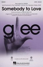 QUEEN SOMEBODY TO LOVE GLEE SATB; Queen / Glee Cast, FMW - HL08202531