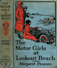 The Motor Girls - 10 Different Issues - almost 1,000 pages!! - Great Gift!