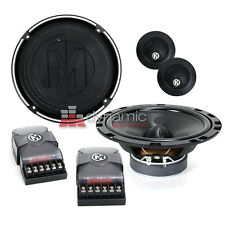 "Memphis Car Audio PRX6C 6.5"" Power Reference Series 2-Way Component Speakers"