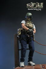 1/6 SoldierStory SS097 SDU Special Duties Unit Assaulter-K9 Daniel Wu