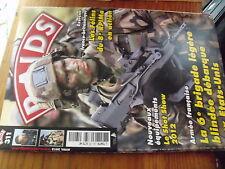 µµ Revue Raids n°311 M4 Carbine Fantassin britannique